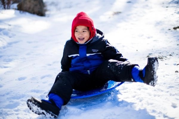 Sledding Tips and Safety Rules- Winter Safety Tips