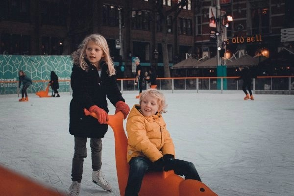 Skating Tips and Safety Rules- Winter Safety Tips