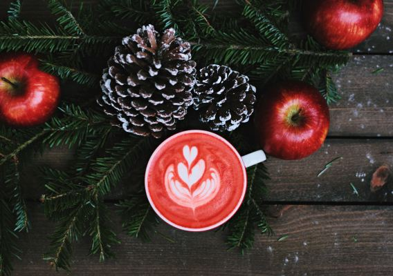 WINTER SAFETY TIPS-Eat high-energy foods and hot drinks and soups