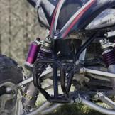 REIGER: Der Fahrwerksspezialist machte aus unserer YFZ eine Wettbewerbs-Enduro!
