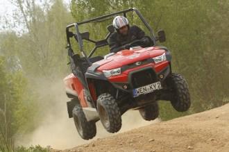 Sportlich: 20 kW reichen für flotte Gangart.