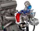 Das ist er: Turbolader von Polaris.