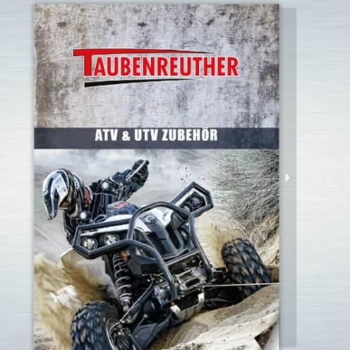 Umfangreiches Zubehör für unsereins bietet der ATV & UTV Katalog.