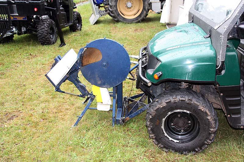 Vielfältige Möglichkeiten bieten ATVs und Side-By-Sides.
