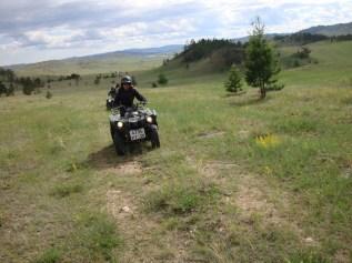 Big Country Erlebnisreisen Baikalsee ATV Landschaft 4