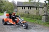 Easy-Rider mit Rewaco: Der Hersteller aus dem Bergischen Land ist Stammgast bei der Quadwelt.