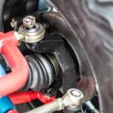 Stopp: Die Bremsen verzögern das Fahrzeug sehr gut und dosierabr.