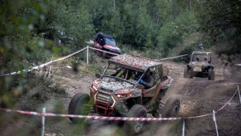 Polaris Off-Road Challenge in Tschechien
