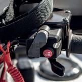 4WD: Per Knopfdruck wird das Allradsystem aktiviert.