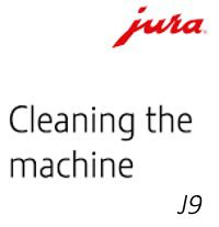 Cleaning the Jura J9