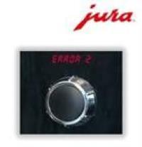 Jura error messages
