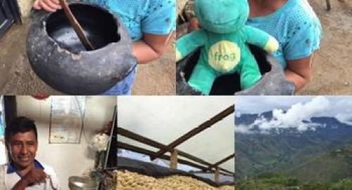 Colombia Trip La Piramide La Cumbre