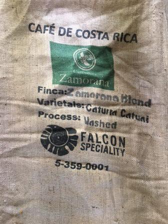 Zamorana Green Bag