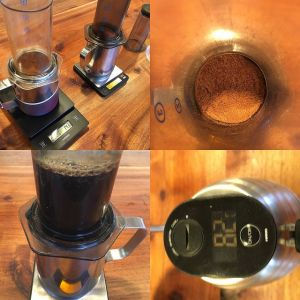 AeroPress Brew Optimization (general principle)