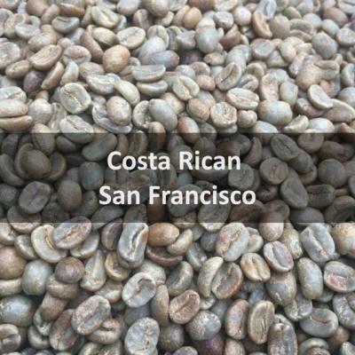 Green Costa Rican San Francisco
