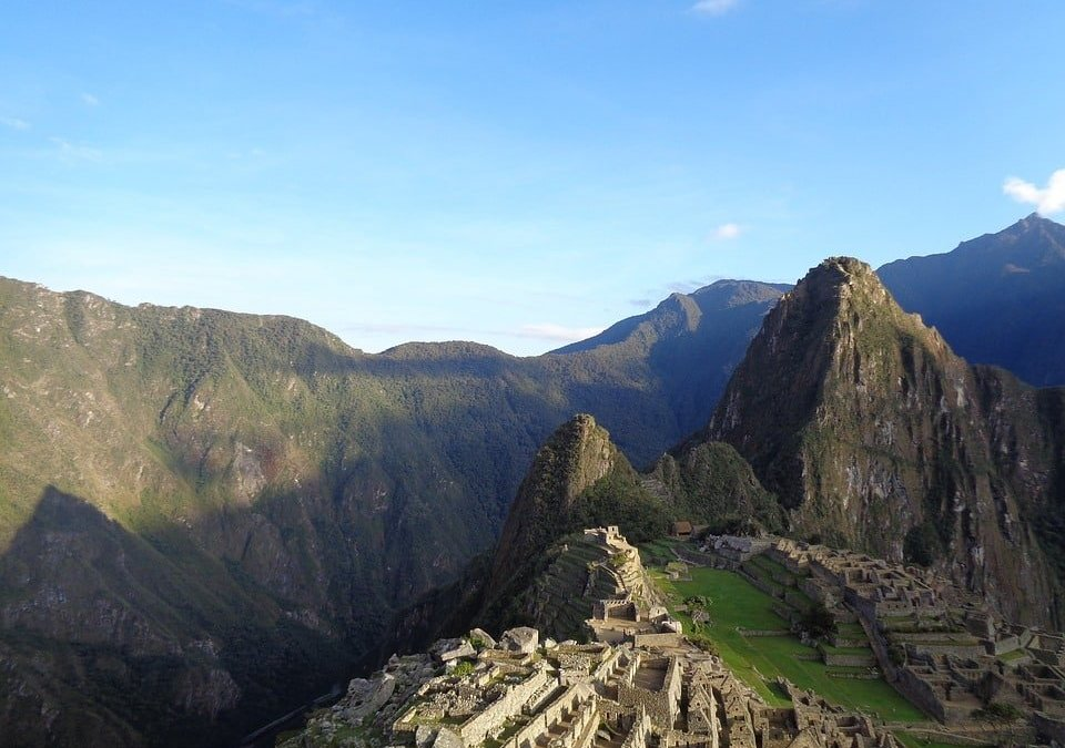 Pornic à la découverte du Pérou!