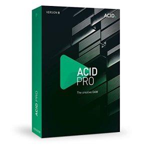 ACID|Pro 8|1 appareil||PC 64 bits|Disque