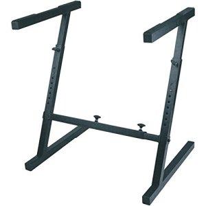 DF 084 Pied de table de mixage, hauteur et largeur réglable