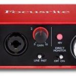 Focusrite – Scarlett 2i2(2ème génération) Interface seulement