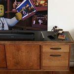 Sonos Beam – La Barre de Son TV compacte et intelligente avec le service vocal Amazon Alexa intégré. Home Cinéma multiroom sans Fil et musique en Streaming dans toutes les pièces – Noir