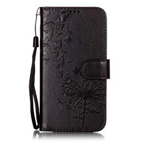 Étui portefeuille à rabat pour Samsung Galaxy avec support pliable pour cartes Samsung Galaxy S6 Edge color one