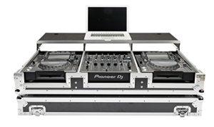 Accessoires DJ MAGMA CDJ WORKSTATION 2000 900 NEXUS BLACK/SILVER Flight cases DJ