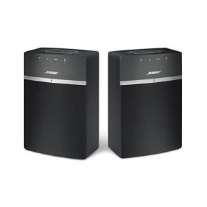 Pack duo Bose Soundtouch 10 Système Audio – Noir