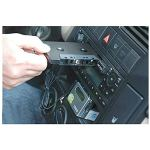 RSGK Convertisseur de Bande Auto, Adaptateur de boîte, pour Prise de Voiture 3,5 mm/Smartphone/Tablette/Discman/Lecteur CD/Lecteur MP3