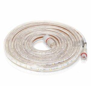 BRE-Light Darius Led 2.4W Tuyau de 5m, transparent/blanc chaud g53501a05