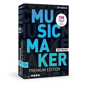 Music Maker – 2020 Premium Edition – Plus de sons. Plus de possibilités La création musicale pour tous !|Premium|several|endless|PC|Disque