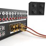KabelDirekt 50m Câble d'enceinte (2×4mm² câble haut-parleur HiFi Made in Germany, en cuivre OFC, avec marquage de polarité) PRO Series