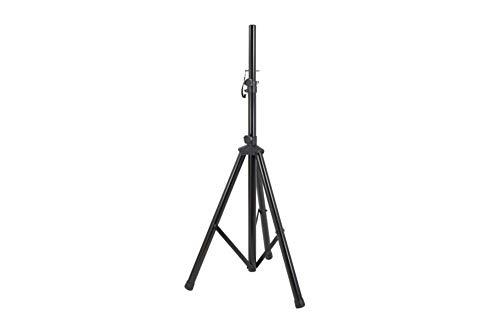 Gemini ST-04 Pied d'enceinte de sonorisation Haute résistance Noir
