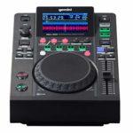2 x Gemini MDJ-500 + PMX-10 Mixeur DJ Media Player Kit de démarrage avec casque Disco