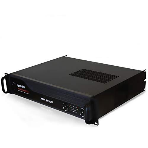Amplificateur sono PA 2000W max. – GEMINI XGA2000