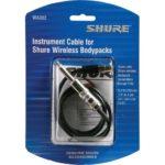 Shure Câble Wa302 version Originale