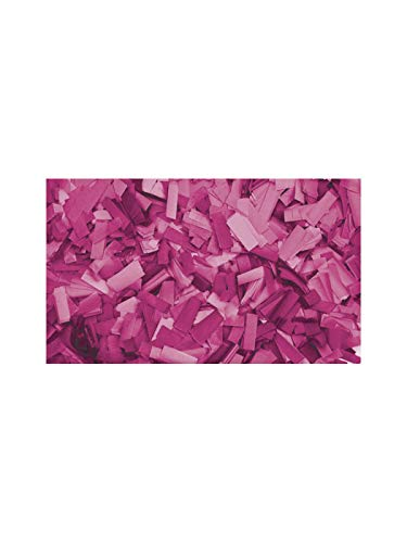 Confettis Rectangle 55 x 17mm Roses
