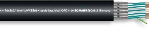 Multipaire Audio SommerCable Quantum Highflex (le mètre) (8 paires)