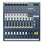 Soundcraft EPM8 haute performance 8 canaux Audio Mixer 8 + 2 canaux