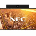 NEC Collaboration Soundbar SP-ASCM – Barre de Son – pour Moniteur – 30 Watt
