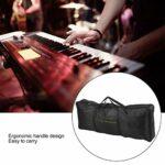 Étui de protection d'instrument électronique léger pour sac d'orgue pour débutants en piano