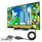 Console de jeux vidéo Converter HD haute définition Adaptateur multi Utilisation Compatible avec NGC N64 SNES SFC