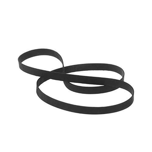 NIDUNO 1pc Courroie d'entraînement en Caoutchouc Turntable Transmission Courroie 5 mm 4 mm Remplacement Accessoires Phono CD Tape (Taille : 5)
