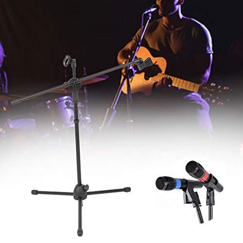 Support de microphone, Support de microphone Trépied Support de microphone Support de microphone pliable pour salles de conférence pour écoles