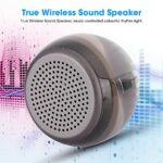 Surebuy Haut-Parleur Portable Audio Sound Speaker, avec câble d'alimentation