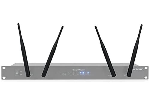 Nowsonic Stage Router Antenne de rechange 2,4 GHz