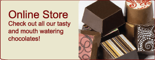 Chocolate Online Store