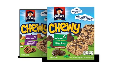Product Snack Bars Quakeroatscom