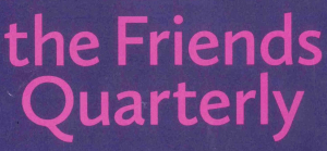 FriendsQuarterlyThe