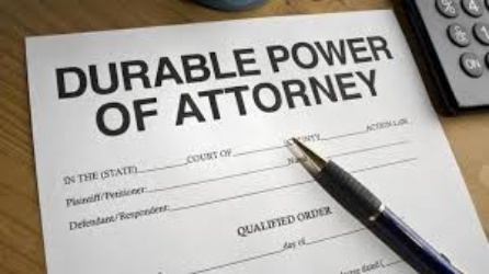 florida durable power of attorney, elder law attorney and lawyer