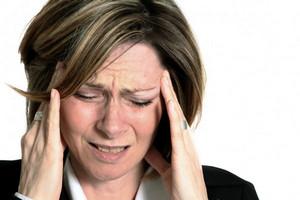 Quelques symptômes du stress négatif